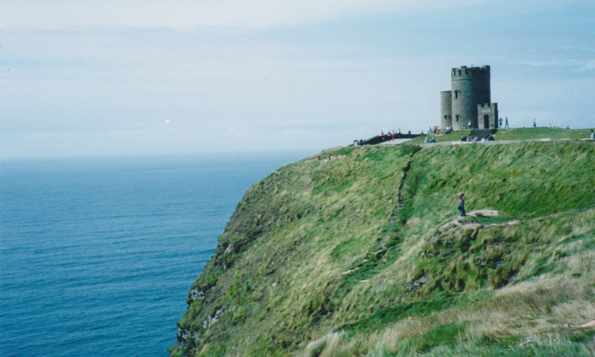 Cliffs of Moher fort