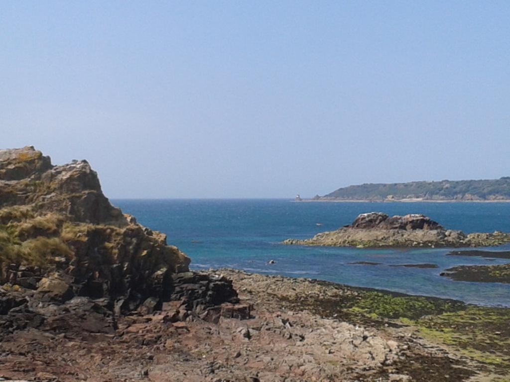Jersey sea