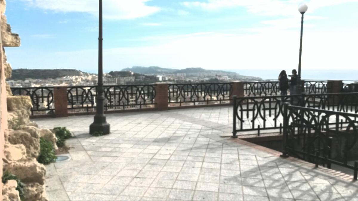 Terrace in Sardinia