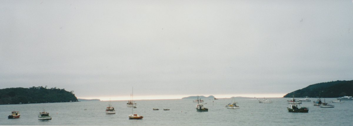 Stewart Island Harbour by Day